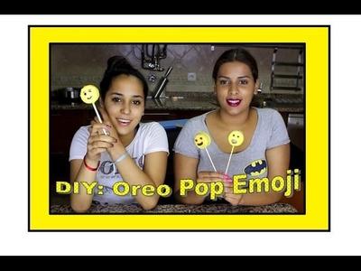 D.I.Y Oreo Pop Emoji Especial Páscoa Olha O Que Eu Vi