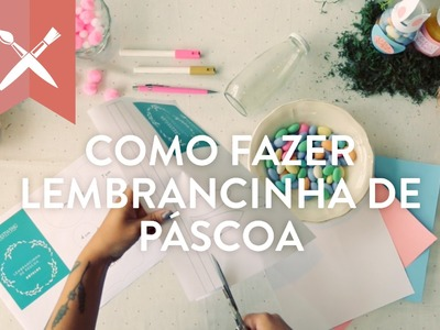 DIY: Como Fazer Lembrancinhas de Coelho para Páscoa | WESTWING