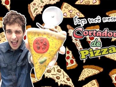 DIY; Faça você mesmo! Cortador de pizza!