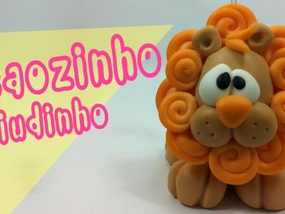 DIY - Leaozinho Zoiudinho - Sah Passa o Passo
