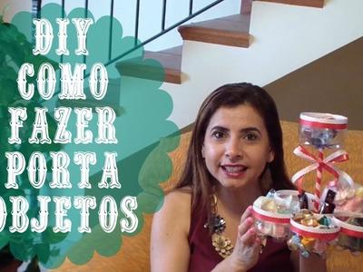 #DOLIXOAOLUXO |  DIY PORTA OBJETOS , MARLINDA CANONICO
