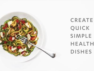 Espiralizador Kitchen Craft - Mimocook