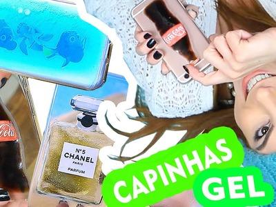 """DIY :: Capinhas de """"Gel"""" - SÓ PROS FORTES! ♥"""