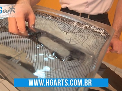 KIT Iniciante - Demonstração de USO - HGArts Brasil