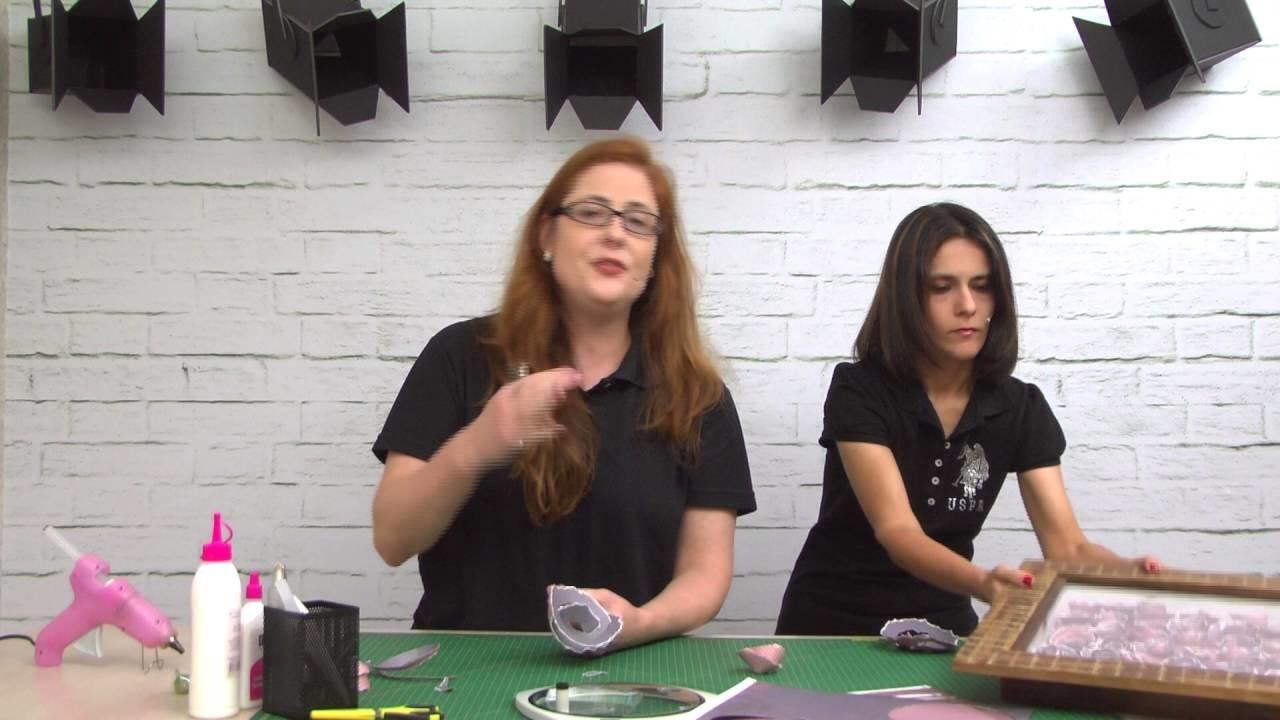 Paper Show 16 - Rosas de Papel Rasgado
