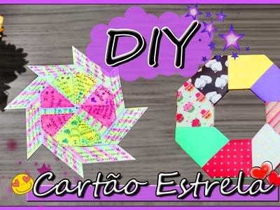 DIY: Cartão Estrela Mágica l Presente para o Dia dos Namorados #5