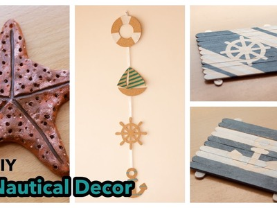DIY Nautical Decor | Liliana Alves