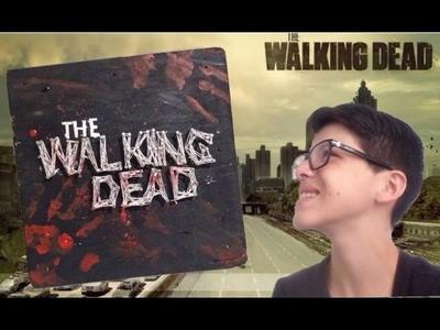 DIY | Quadro de The Walking Dead - Por: Marcelo Lucas