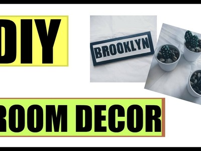 DIY- ROOM DECOR FOR SUMMER | 2016