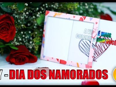 DIY: CARTÃO MÁGICO - Especial Dia dos Namorados #3