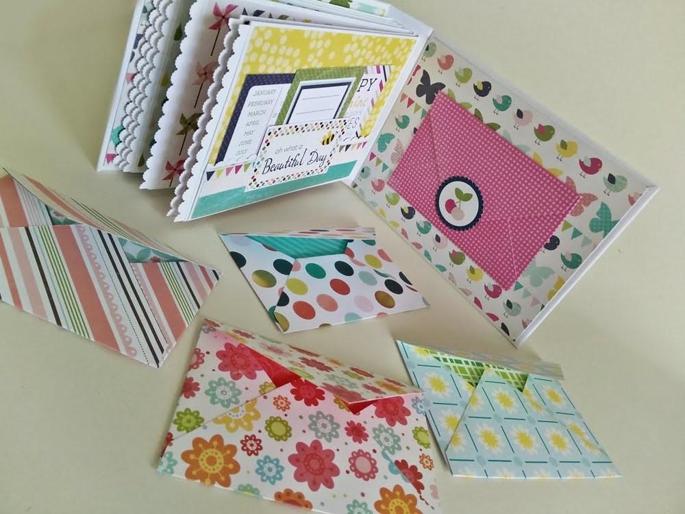 Tutorial | Como Fazer um Envelope (com e sem ferramentas)