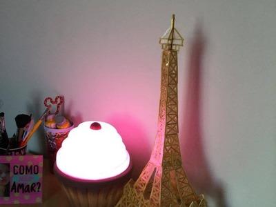 DIY Eiffel Torcer Decor| Como Fazer Torre Eiffel Com Palito De Fósforo Para Decoração