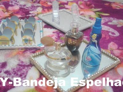 DIY-BANDEJA ESPELHADA