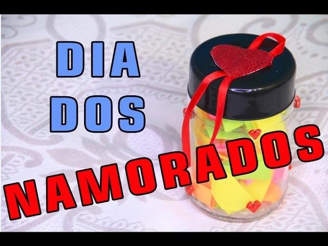DICA DE PRESENTE PARA O DIA DOS NAMORADOS (DIY VALENTINE'S DAY)