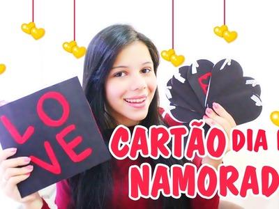 DIY: Cartão LOVE para o Dia Dos Namorados