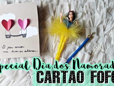 DIY: Cartão para Dia dos Namorados ♥
