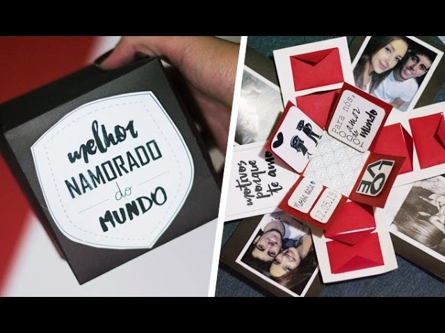 DIY: Dia dos Namorados