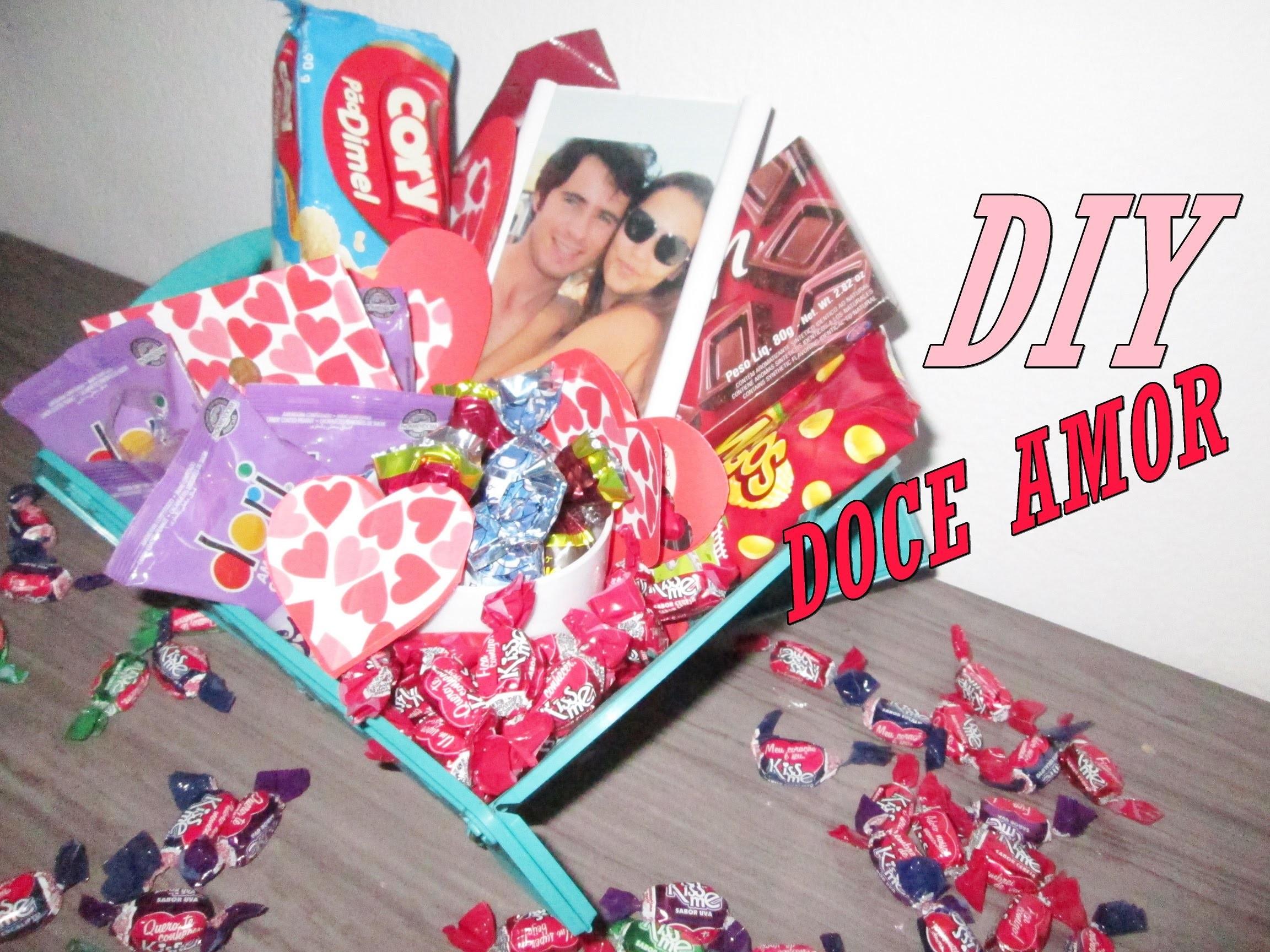 DIY doçuras de Amor | Dia dos Namorados