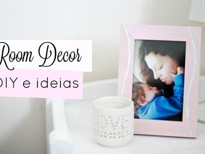 Room decor: DIY e ideias