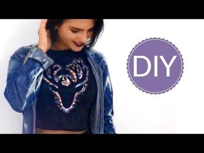 DIY | Customização Fácil e Barata para Blusa!