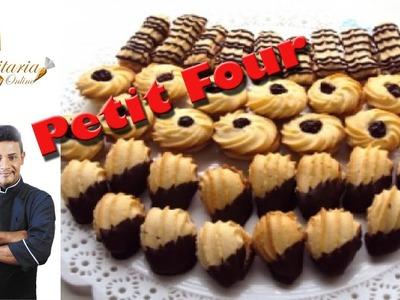 Ganhe dinheiro com biscoitos Petit Four sem sair de casa