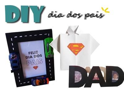 3 DIY: dia dos pais