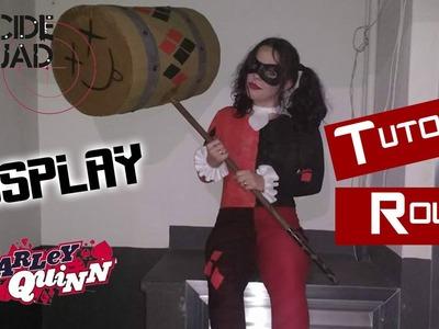 DIY cosplay Harley Quinn :: HQ ::  ARLEQUINA dos Quadrinhos