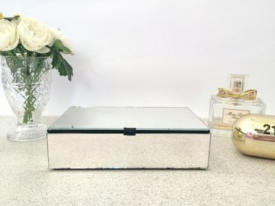 DIY- Caixa Espelhada