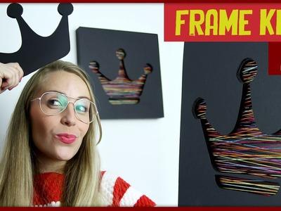Frame King. Queen =DiY