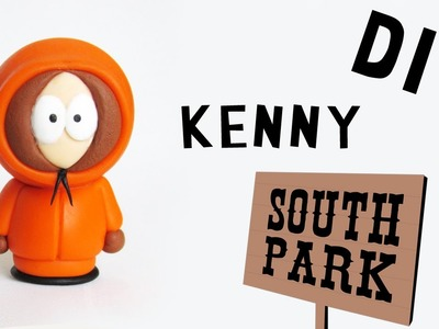 DIY: Kenny McCormick de SOUTH PARK | Ideias Personalizadas - DIY