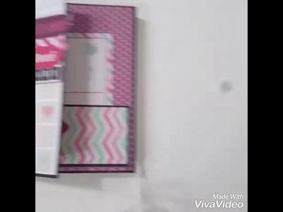 Mini Álbum Scrapbook Dia dos namorados❤
