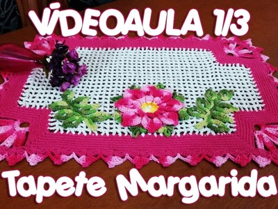 Tapete Margarida 1.3