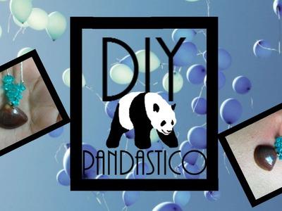 DIY Pandástico - Colar de concha #1