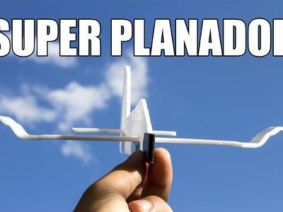 DIY #10: SUPER AVIÃO DE ISOPOR | Alan HR