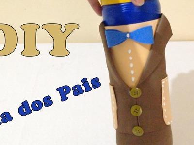 Embalagem para Presente com Pote de Batata Dia dos Pais - DIY Artesanatos