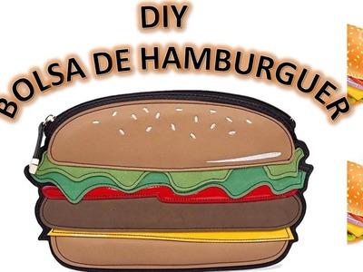 DIY Bolsa de Hambúrguer