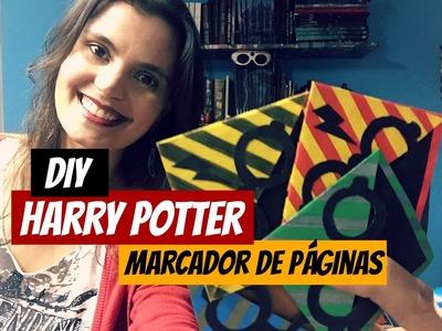 DIY: Harry Potter - Marcador de páginas (Bookmark)