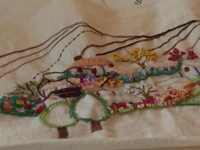 Curso de artesanato de bordados