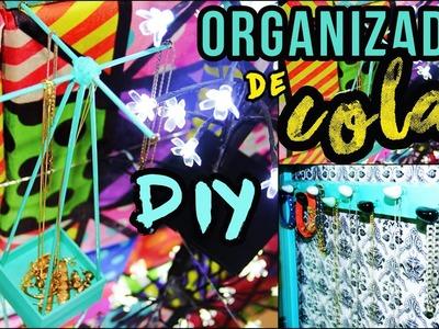 DiY::Organizador de Colar  Tatiane Xavier