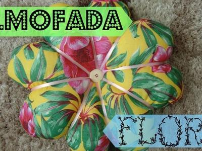 DIY | Costurinhas - Almofada FLOR - Bia Feltz