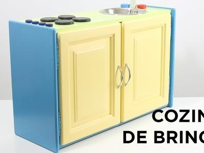 IDEIA DIY: Crie uma cozinha de brincar com a BLACK+DECKER™
