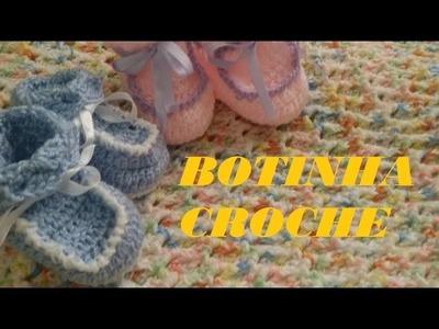 PAP SAPATINHO RN CROCHE  #03 KIT MATERNIDADE (DIY)