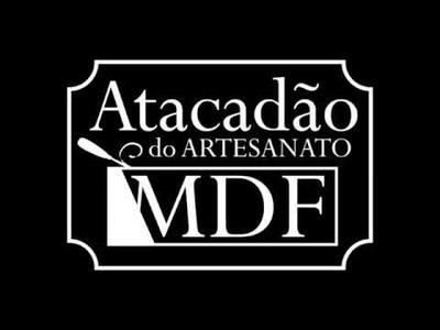 Trio Bandeja Perola Cascata - Montagem [Tutorial] Atacadão do Artesanato MDF