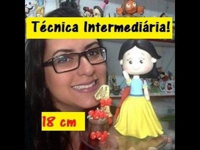 DIY- Aula intermediária Branca de Neve - Raquel Fontinele