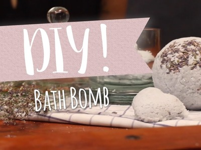 DIY: Como fazer uma bath bomb | WESTWING
