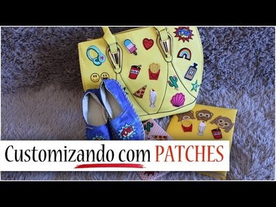 DIY: Customizando com Patches