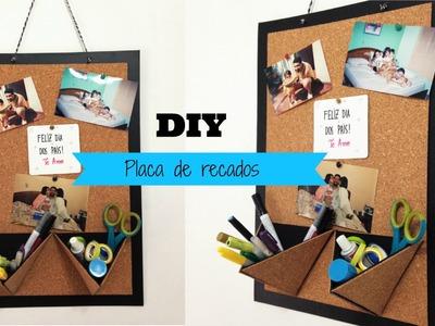 Decor Ative - DIY Placa de recados