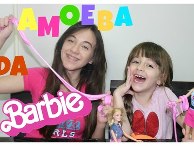 DIY -  AMOEBA DA BARBIE - Sophia Santina