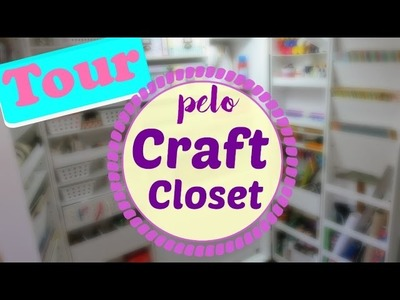 CRAFT CLOSET TOUR | #POCResponde Ep. 36