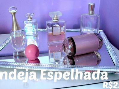 DIY - Bandeja Espelhada